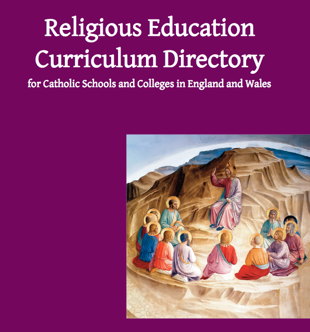 Religious Education Catechetical Directory: England and Wales, 2012