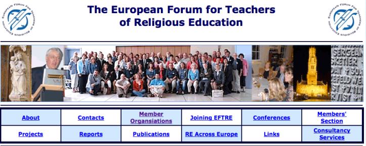 EFTRE: European Forum for Teachers of Religious Education