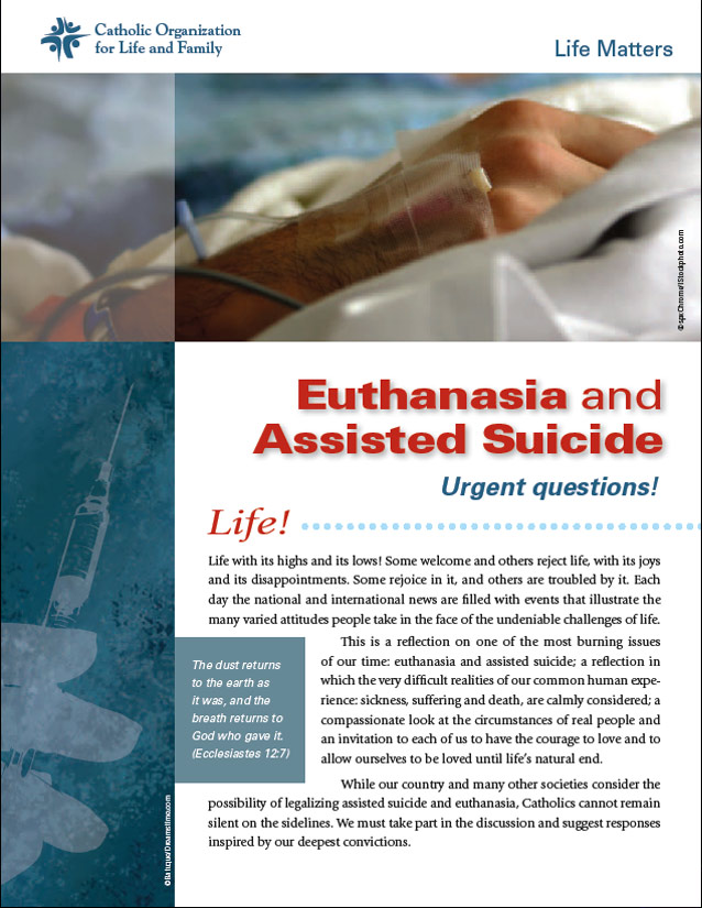 Term for assisted suicide