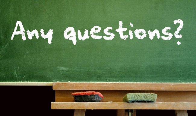 Generating Student Questions