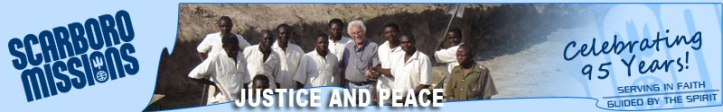 Scarboro Missions Social Justice Page